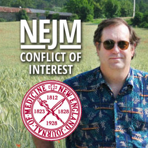 NEJM conflict of interest