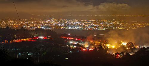San Bruno gas pipeline explosion
