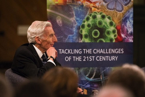 Martin Rees 10th anniversary